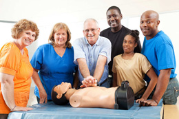 Group CPR Training Classes Minneapolis